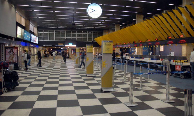 Aeroporto Deputado Freitas Nobre – Novo nome do Aeroporto de Congonhas
